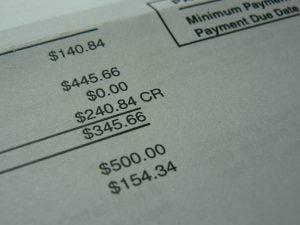 rachunek za gaz dla firmy