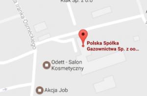 polska spółka gazowa rzeszów