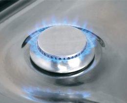 przyłącze gazu ziemnego